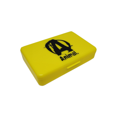 Animal Logo Pill Cases Protein Outelt