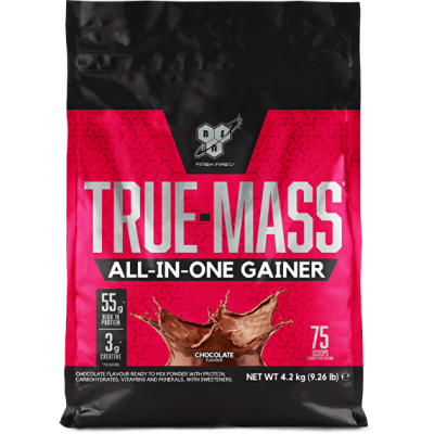 BSN - True-Mass All-In-One - 4.2 kg Protein Outelt