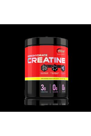 Genius - Creatine Monohydrate - 400gr
