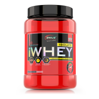 Genius - iWhey Isolate 2.0 - 900 gr.