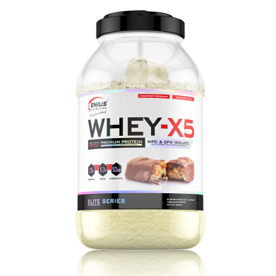 Genius - Whey X5 - 2kg