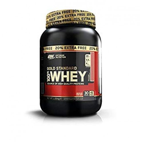 Optimum Nutrition - Gold Whey - 907g, din categoria Proteine, Protein Outlet
