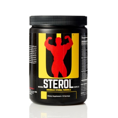 Universal - Natural Sterol Complex - 180 caps Protein Outelt