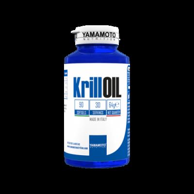 Yamamoto - Krill Oil - 90 caps
