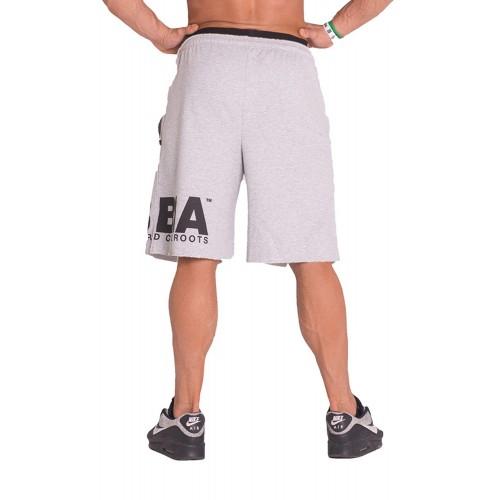 NEBBIA - Pantaloni scurti, gri, din categoria Echipamente, Protein Outlet