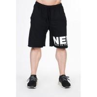 NEBBIA - Pantaloni scurti, negri