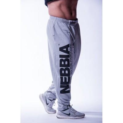 NEBBIA -  Trening fitness barbati gri