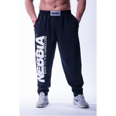 NEBBIA -  Trening fitness barbati negri