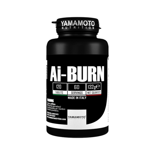 Yamamoto - Ai Burn - 120 caps, din categoria Slabire si arderea grasimilor, Protein Outlet