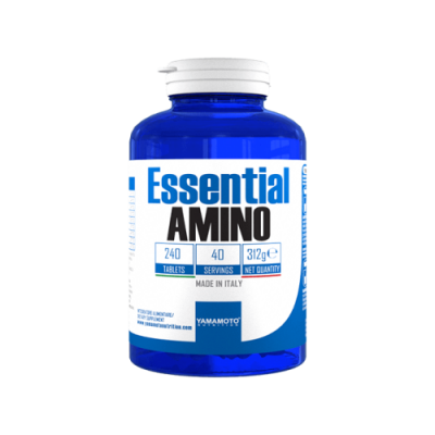 Yamamoto - Essential Amino - 240 tablete Protein Outelt