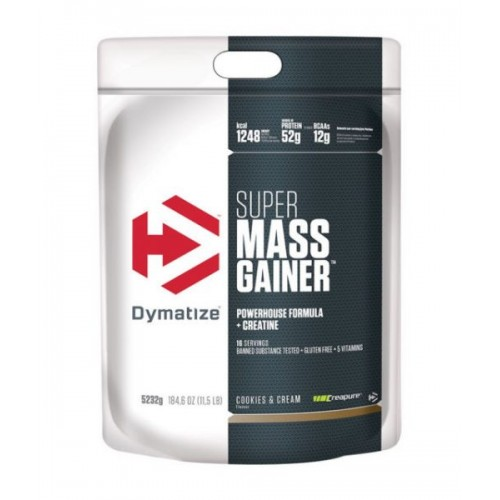 Dymatize - Super Mass Gainer – 5.4kg, din categoria Proteine masa musculara, Protein Outlet