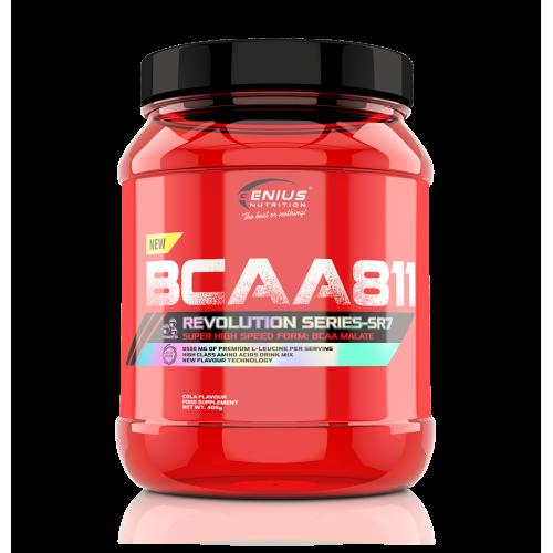Genius - BCAA 811 - 400 gr., din categoria Aminoacizi, Protein Outlet