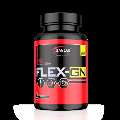 Genius - Flex-GN - 90caps Protein Outelt