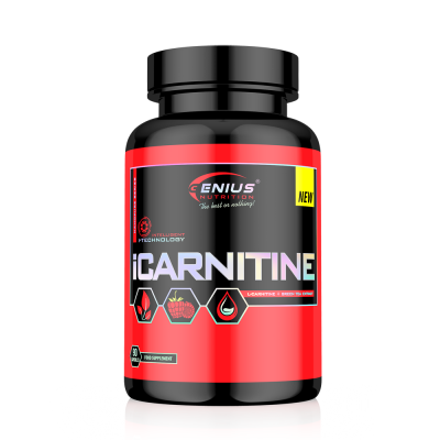 Genius - iCarnitine - 90caps