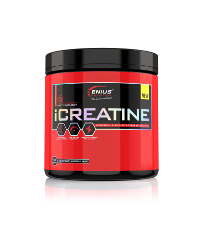 Genius - iCreatine - 200 caps