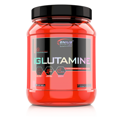 Genius - iGlutamine - 450 gr.