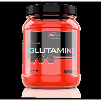 Genius - iGlutamine - 450 gr. Protein Outelt