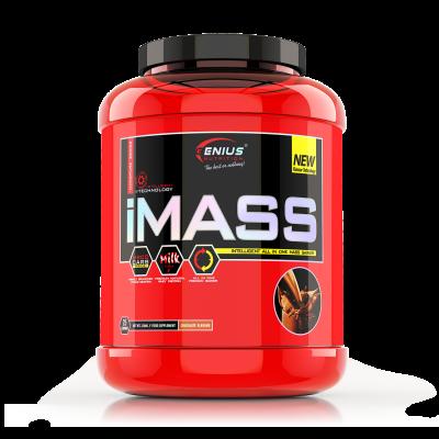 Genius - iMass - 2.5 kg Protein Outelt