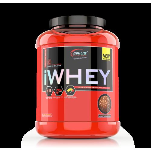 Genius - iWhey - 2 kg, din categoria Proteine, Protein Outlet