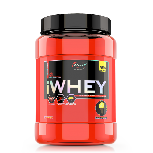Genius - iWhey - 900 gr, din categoria Proteine, Protein Outlet