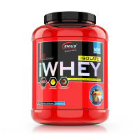 Genius - iWhey Isolate 2.0 - 2kg