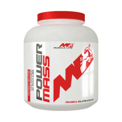 Muscle Line - Power Mass - 2.3kg Protein Outelt