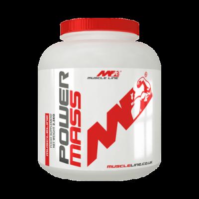 Muscle Line - Power Mass - 2.3kg