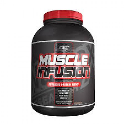 Nutrex - Muscle Infusion - 2.3 kg, din categoria Proteine, Protein Outlet