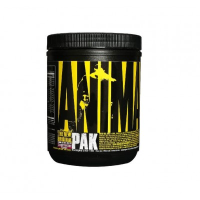 Animal Pak Powder Protein Outelt
