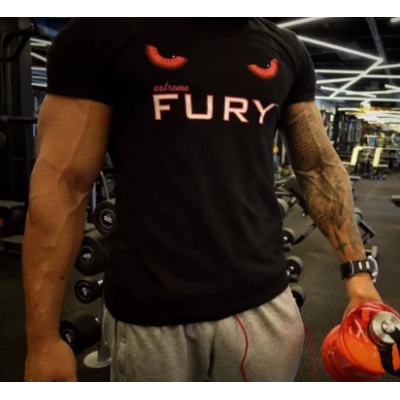 Genius - Fury Extreme T-Shirt
