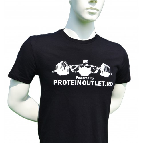 Tricou - Powered by Protein Outlet, din categoria Accesorii, Protein Outlet