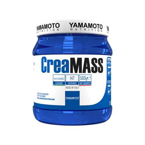 Yamamoto - CreaMass - 500 gr. , din categoria Creatina, Protein Outlet