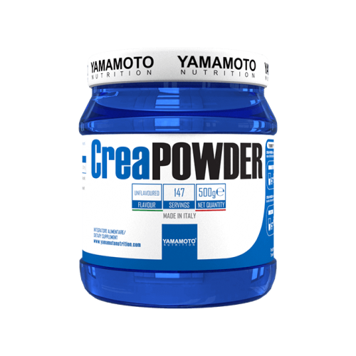Yamamoto - CreaPOWER Creapure Quality - 500 gr., din categoria Creatina, Protein Outlet