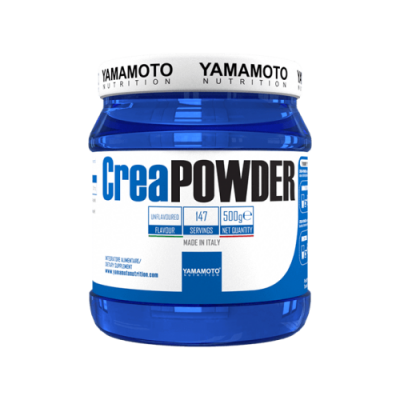 Yamamoto -  CreaPOWER Creapure Quality - 500 gr. Protein Outelt