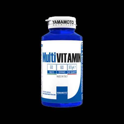 Yamamoto - MultiVitamin - 60 caps, din categoria Vitamine si minerale, Protein Outlet