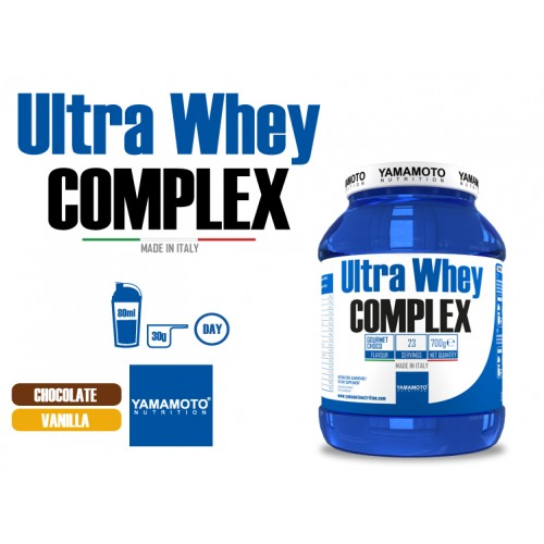 Yamamoto - Ultra Whey Complex - 2kg, din categoria Proteine, Protein Outlet