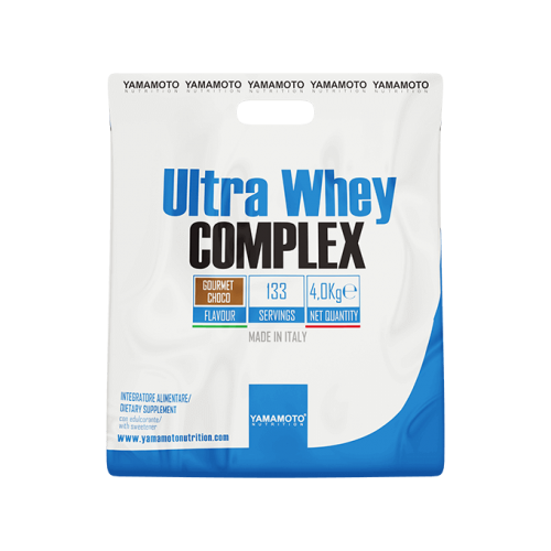 Yamamoto - Ultra Whey Complex - 4kg, din categoria Proteine, Protein Outlet