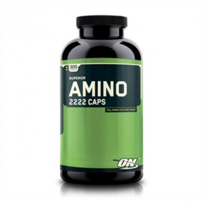 Optimum Nutrition - Amino 2222 - 320 capsule