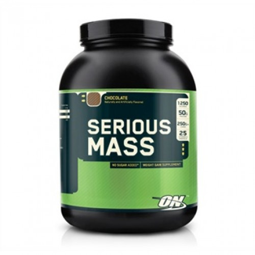 Optimum Nutrition - Serious Mass - 2.7kg, din categoria Proteine masa musculara, Protein Outlet