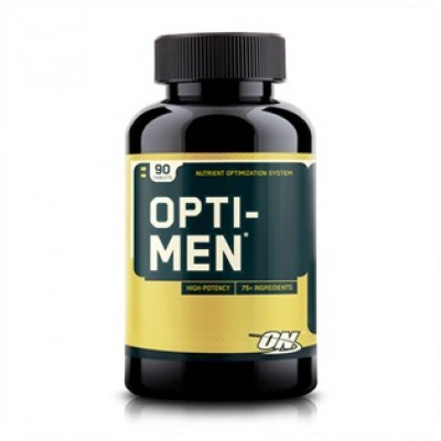 Optimum Nutrition - Opti-Men - 90 softgels Protein Outelt
