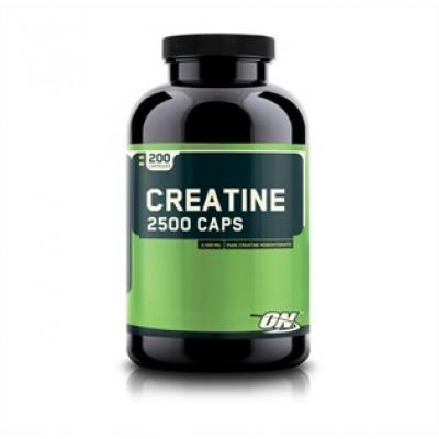 Optimum Nutrition - Optimum Creatine 2500 - 200 caps Protein Outelt
