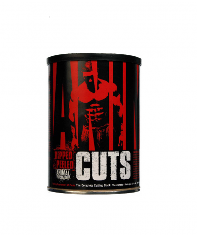 Animal Cuts - 42packs