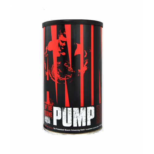 Animal Pump – 30packs, din categoria Pre-workout, Protein Outlet