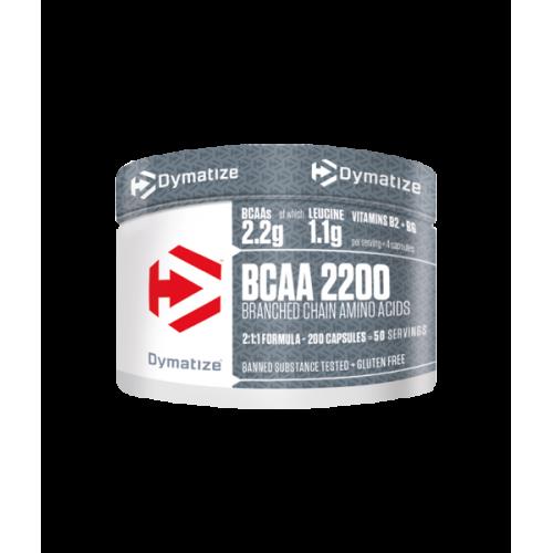 Dymatize - BCAA 2200 - 200 caps, din categoria Aminoacizi, Protein Outlet