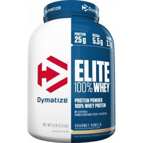Dymatize - Elite Whey – 2.1kg, din categoria Proteine, Protein Outlet