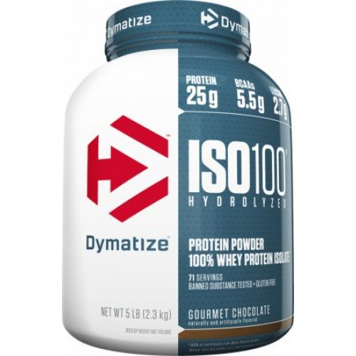 Dymatize - ISO 100 - 2.2 kg, din categoria Proteine, Protein Outlet