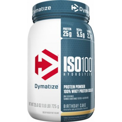 Dymatize - ISO 100 - 900 gr., din categoria Proteine, Protein Outlet