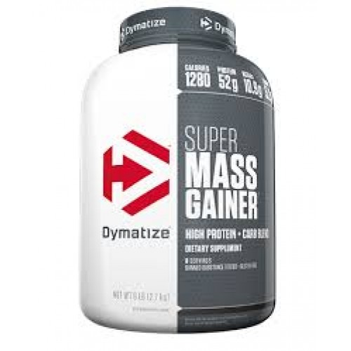 Dymatize - Super Mass Gainer – 2.95kg, din categoria Proteine masa musculara, Protein Outlet