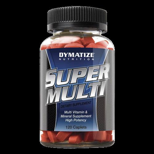 Dymatize - Super Multi Vitamin - 120 caps, din categoria Vitamine si minerale, Protein Outlet