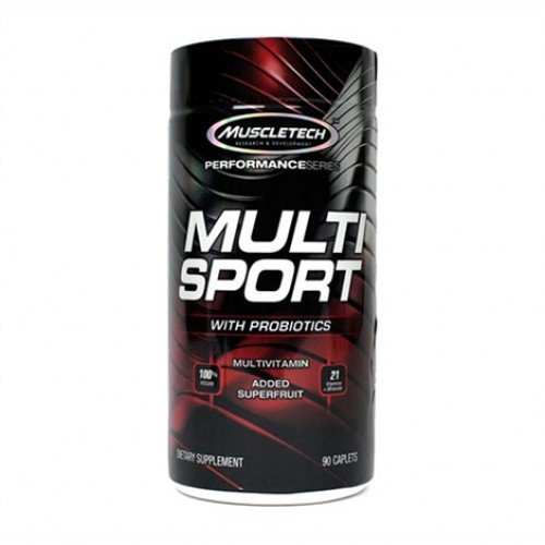 Muscletech - Multi Sport - 90 caps, din categoria Vitamine si minerale, Protein Outlet